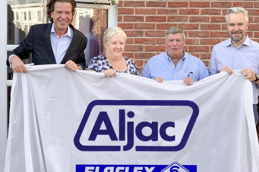 ALJAC AND ELAFLEX ARE NOW PARTNERS